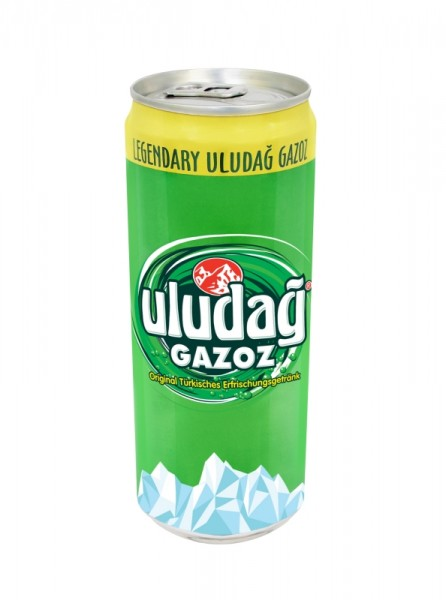 Gazoz 330 ml