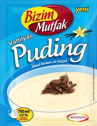 BIZIM Vanillepudding