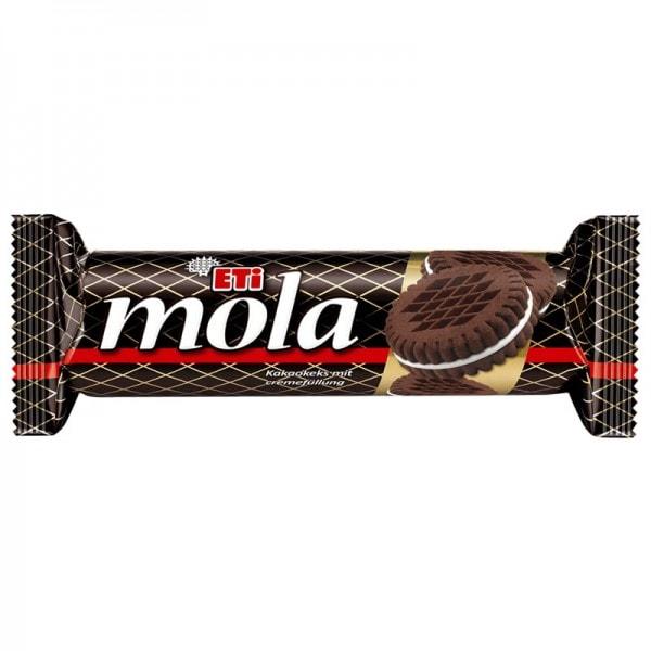 ETI Mola Kakaokekse mit Cremefüllung