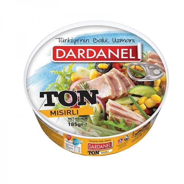 DARDANEL Thunfisch mit Mais und Gemüse