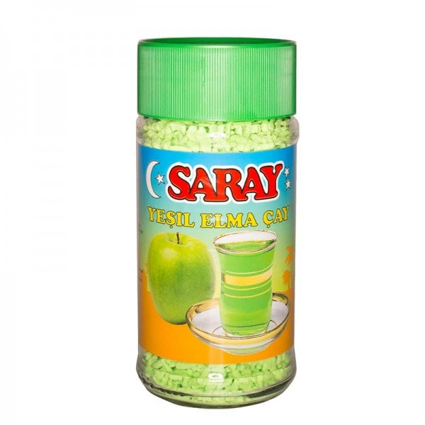Saray Grüner Apfel Instanttee