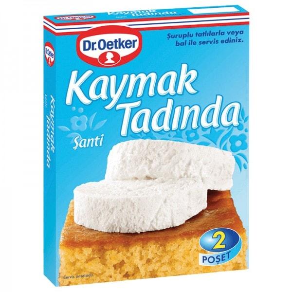 Dr. Oetker Krem Santi Kaymak Tadinda Schlagschaum