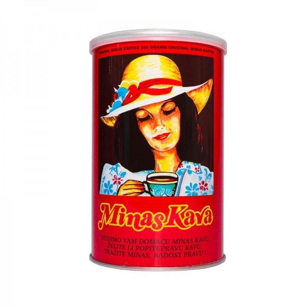 Minas Kava Balkan Kaffee