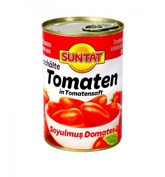 Geschälte Tomaten in Tomatensaft 240g