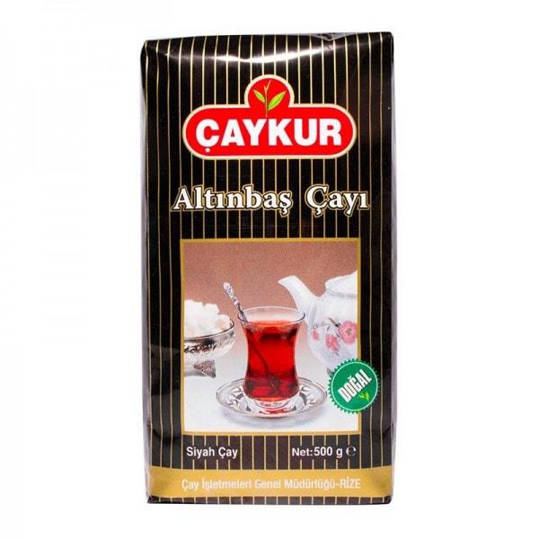 Çaykur Altinbas Schwarzer Tee