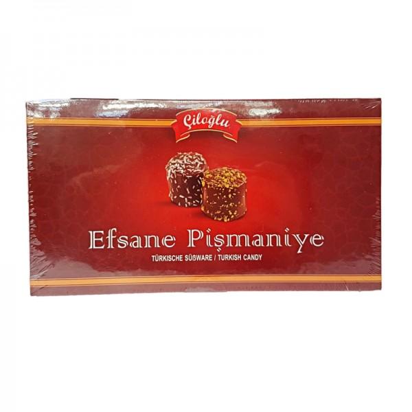Efsane Pismaniye mit Schokolade
