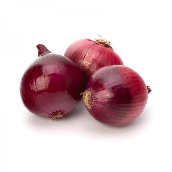 Täglich Frisch Rote Zwiebeln