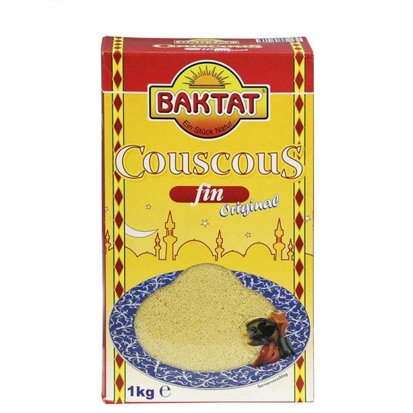 BAKTAT Couscous fein
