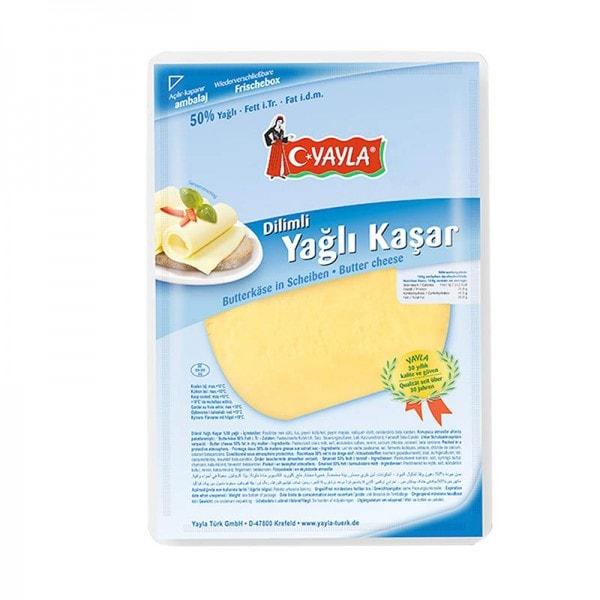 YAYLA Butterkäse in Scheiben