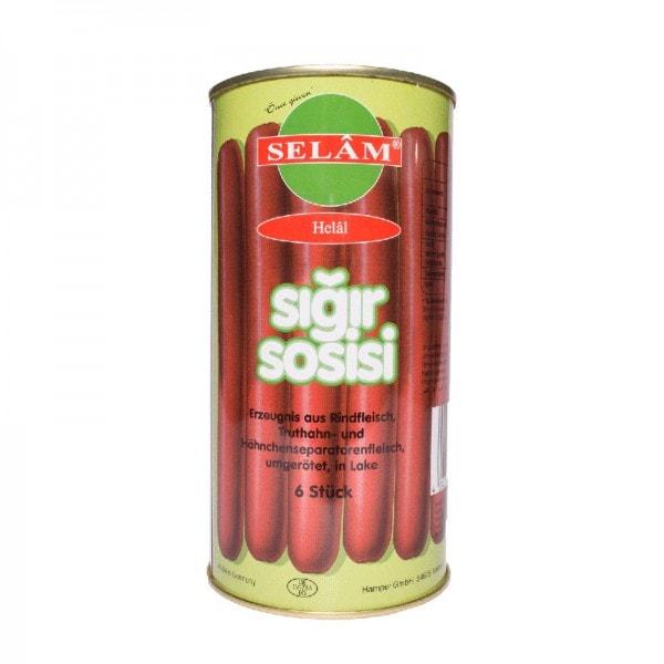 SELAM 6 Rindswürstchen