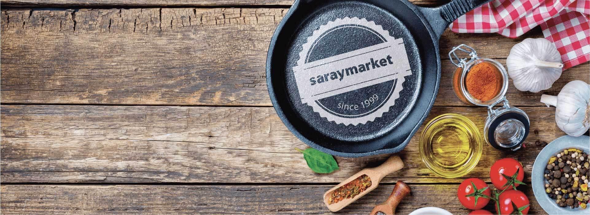 Saraymarket since 1999