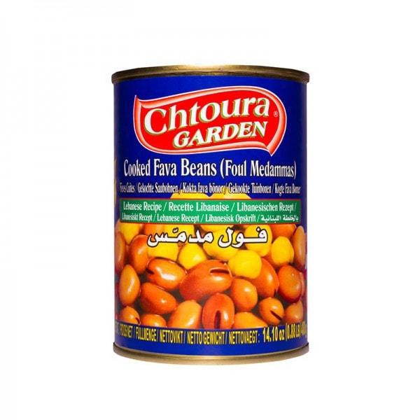 Chtoura Garden Foul Gekochte Saubohnen nach Libanesischem Rezept