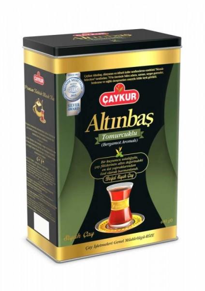 Altinbas Earl Grey Tee mit Bergamotte 400g