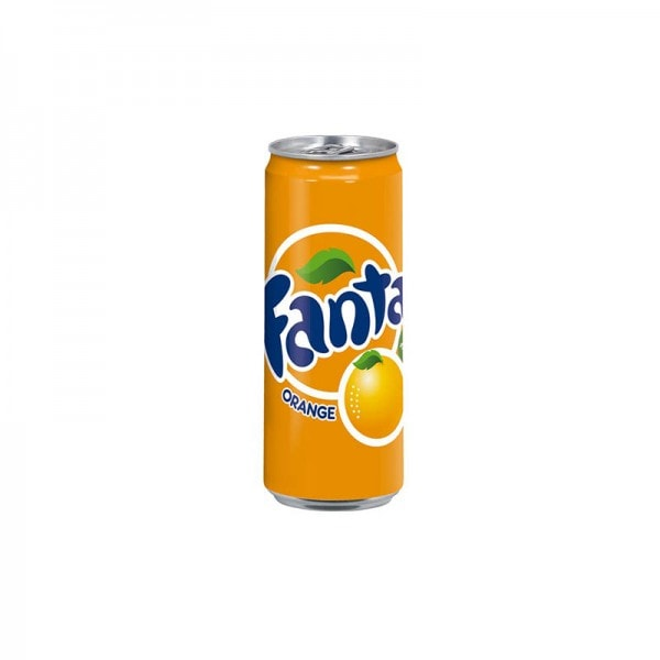 Coca-Cola Fanta Orange