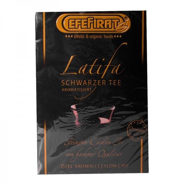 EfeFirat Latifa Ceylon Tee aromatisiert