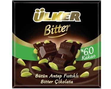 Cikolata Zartbitter-Pistazien-Schokolade