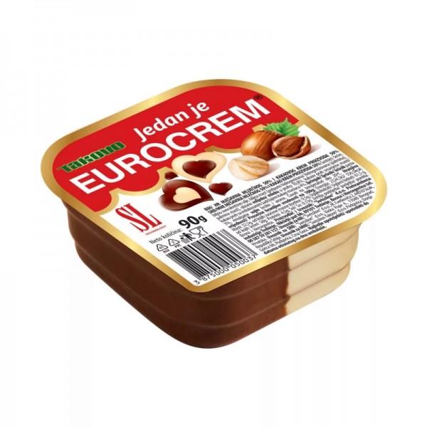 Eurocrem Schokoladenaufstrich 90g