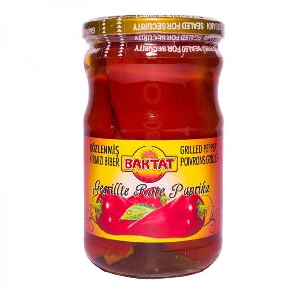 BAKTAT Gegrillte rote Paprika