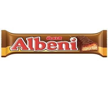 Albeni Schokoriegel