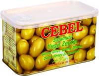 Grüne Oliven in Salzlake 600g