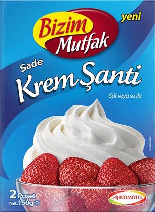 Krem Santi Schlagschaum 2 Beutel
