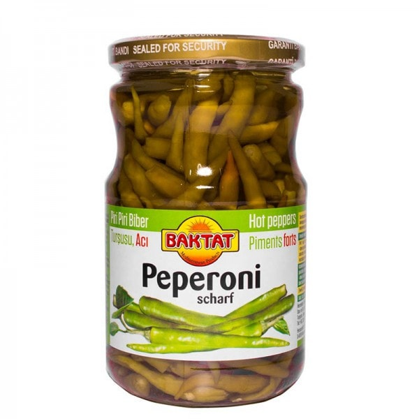 BAKTAT Peperoni scharf