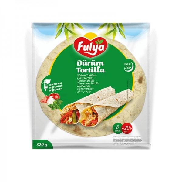 Fulya Weizen Tortillas 20cm