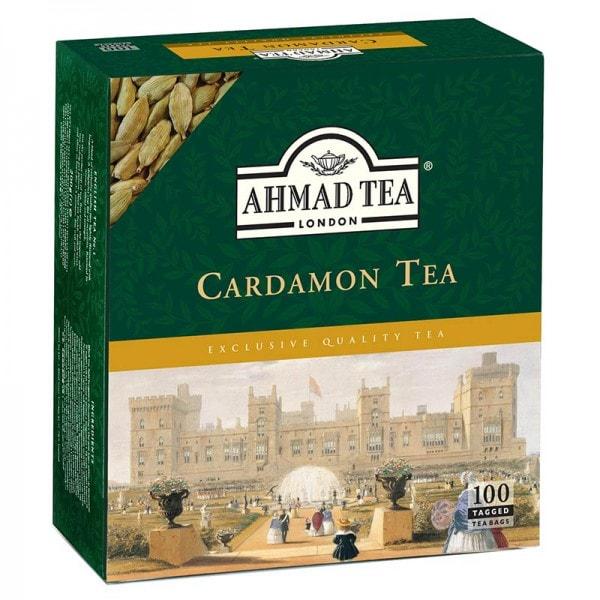 Ahmad Tea Kardamom Tee 100 Beutel