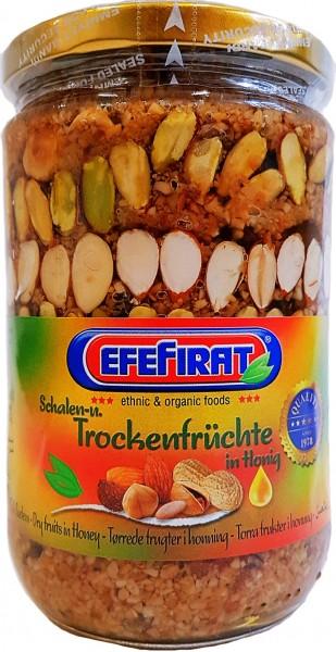 Trockenfrüchte in Honig 660g