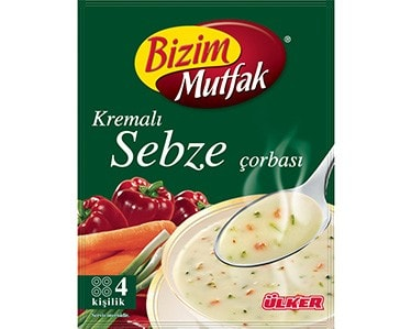 ÜLKER Gemüse-Creme Suppe