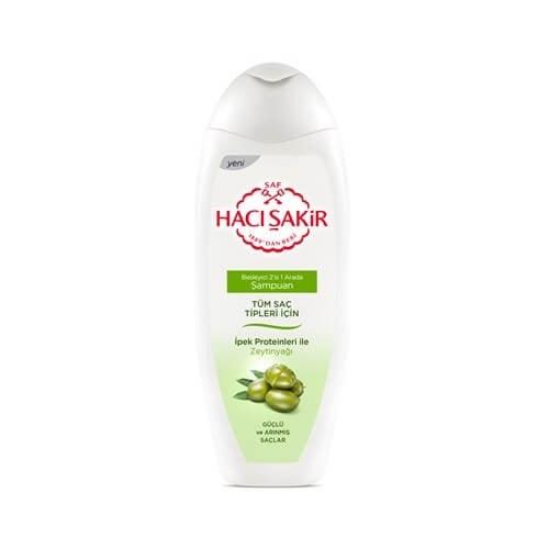HACI SAKIR 2 in 1 Shampoo & Spülung Olive