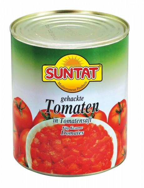 Gehackte Tomaten in Tomatensaft 480g
