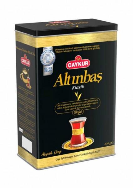 Altinbas Schwarzer Tee Klasik 400g