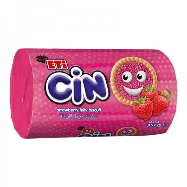 CiN Kekse Erdbeere