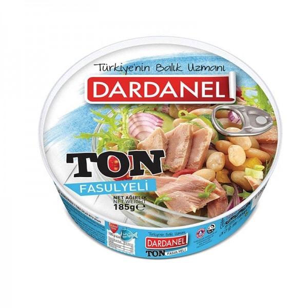 DARDANEL Thunfisch mit Bohnen und Gemüse