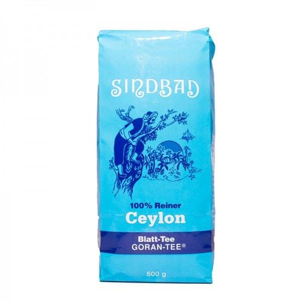 Goran-Tee Sindbad Ceylon Tee