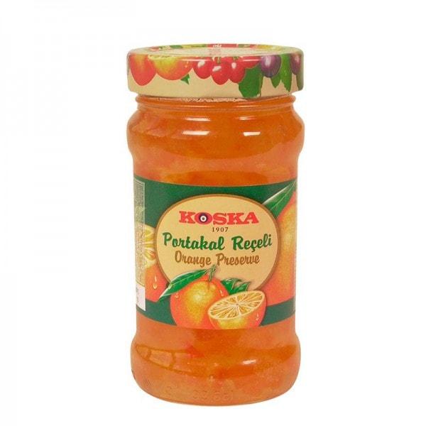 KOSKA Orangenfruchtaufstrich