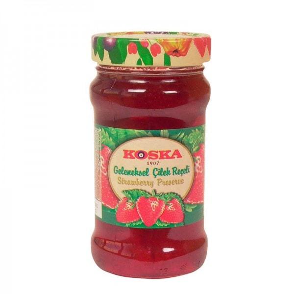 KOSKA Erdbeerfruchtaufstrich