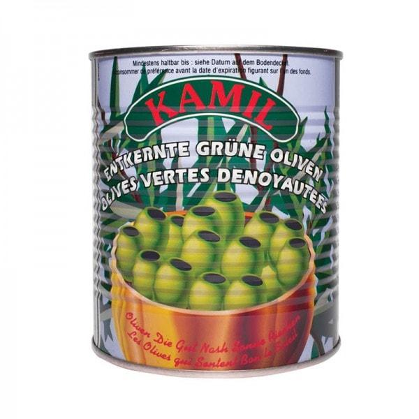 KAMIL Grüne Oliven entkernt