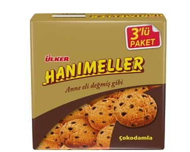 Hanimeller Cokodamla Schokoladenkekse 3er Pack