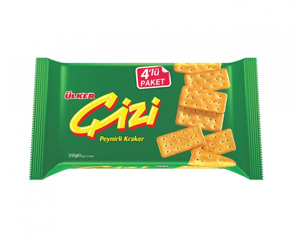 Cizi Käse Cracker 4er