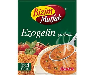 ÜLKER Ezogelin Suppe