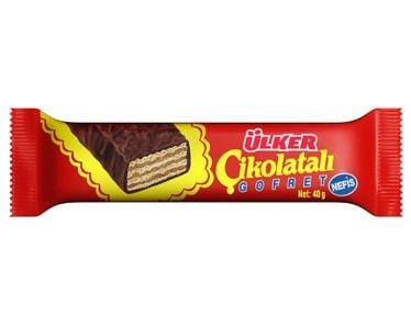 Cikolatali Gofret Schokoriegel
