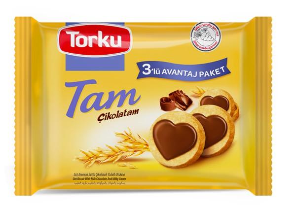 Tam Cikolatam Herzkeks 3er
