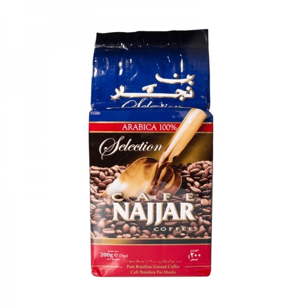 Cafe Najjar Selection Arabica Kaffee
