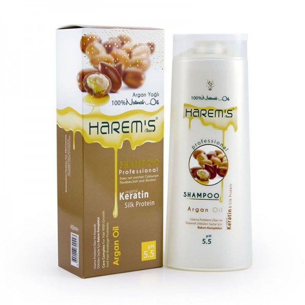 Natur Shampoo Arganöl