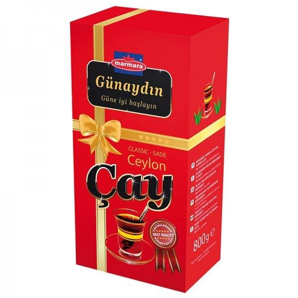 marmara Günaydin Ceylon Tee