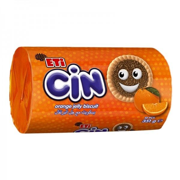 CiN Kekse Orange 351g