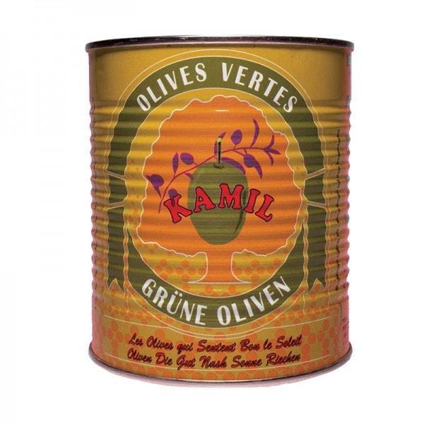 KAMIL Grüne Oliven