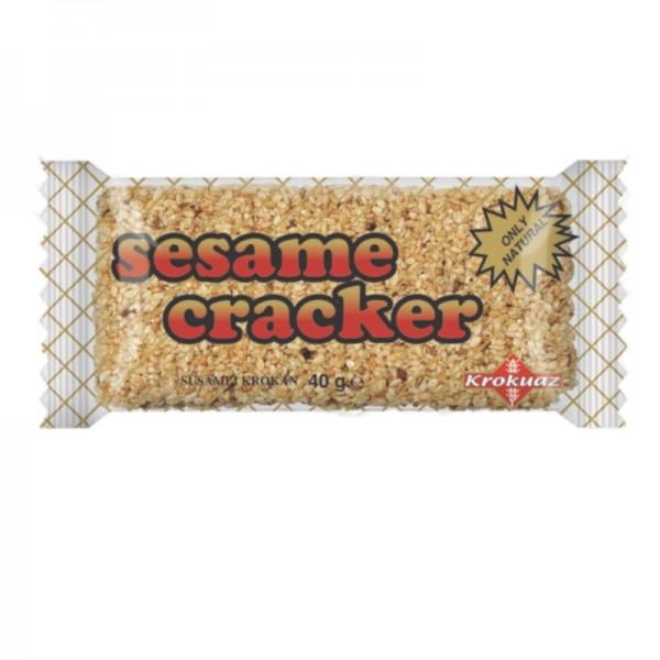 Sesame Cracker Sesam Krokant 40g